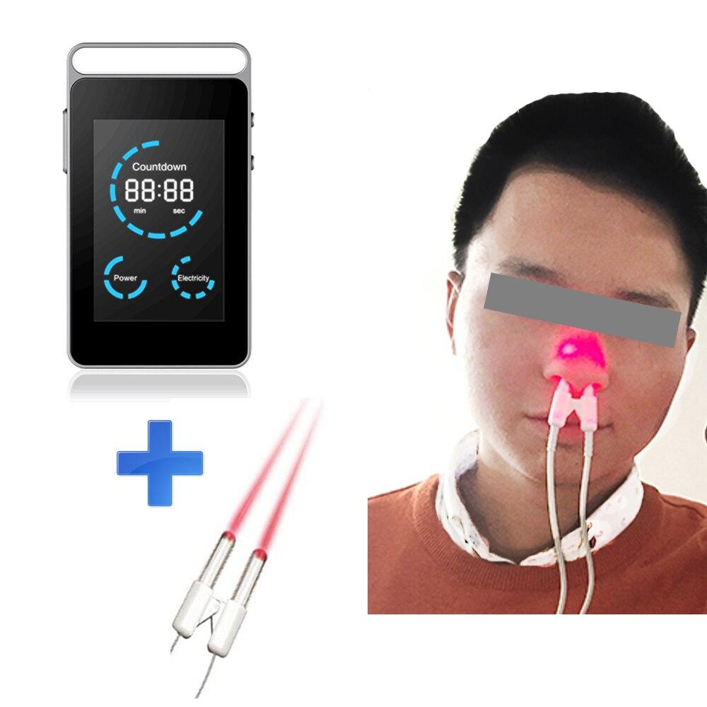 LASTEK, tratamiento de la hipertensión, tratamiento de colesterol, dispositivo de tratamiento láser Nasal, eficaz para la toxicomanía