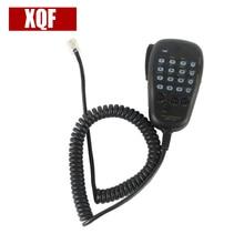 XQF 10PCS DTMF MH-48A6J Hand Mic Microphone RJ-45 Plug For Yaesu FT-8900 FT-2800M OT8G Radio