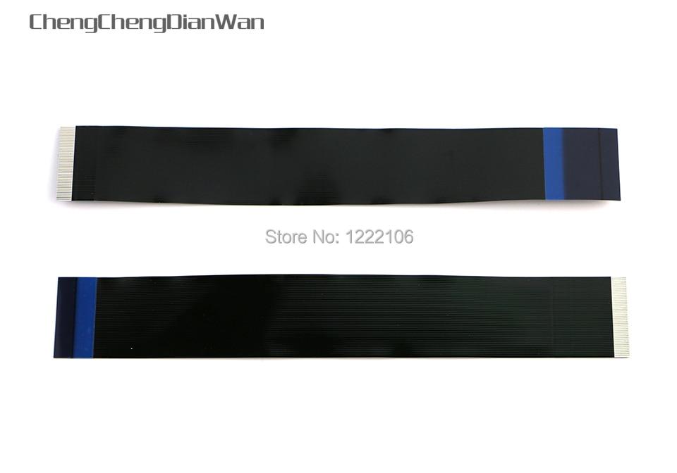 ChengChengDianWan negro lente láser cinta flex cable para PS3 Super Slim dvd KES-850A KEM-850A KES-850 lente láser 50 piezas