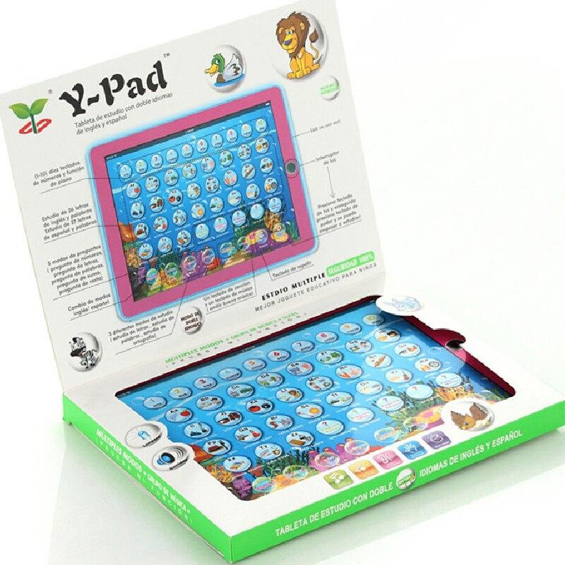 Обучающие Компьютерные Игрушки для детей, Обучающие Настольные игрушки с музыкой и светом