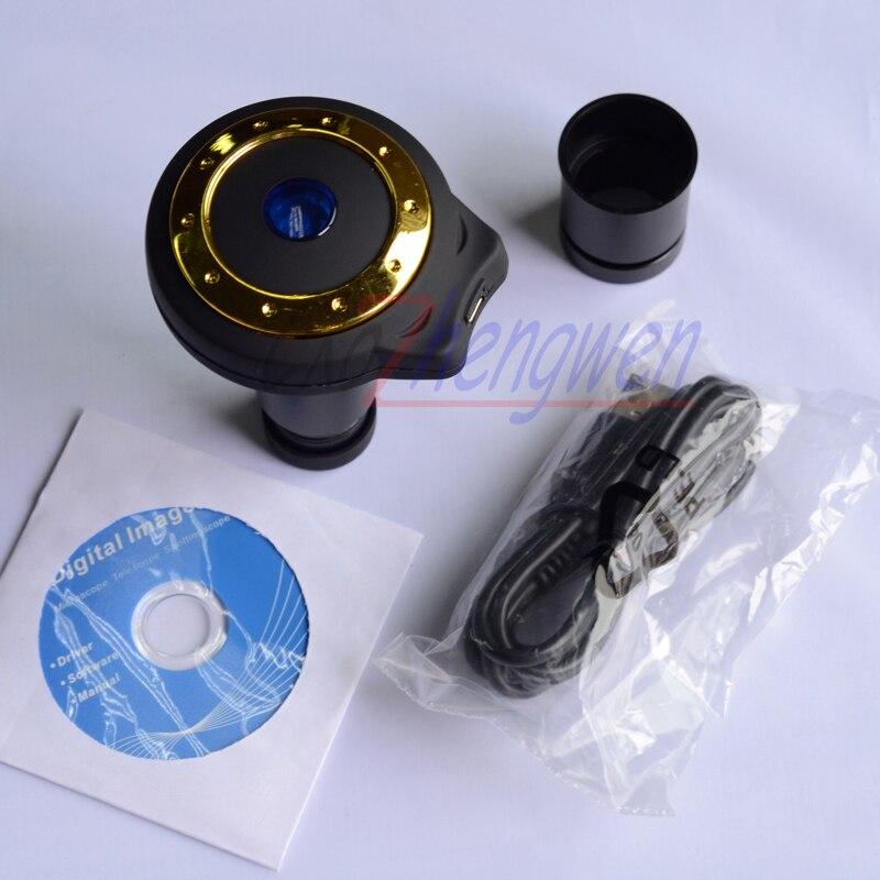 FYSCOPE 3.0MP USB CMOS microscopio cámara DIGITAL ocular