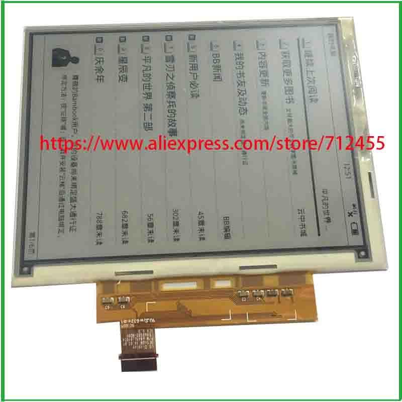 Nuevo bolsillo 301 + para ebook 601 Pro 602 pro 603 de 611 de 613 ED060SC4 ED060SC4 (LF)