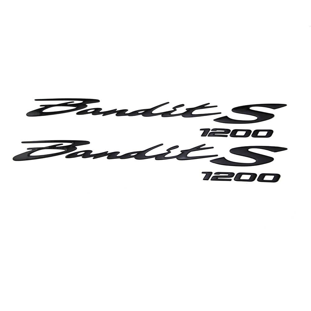 Pegatina de emblema Raise 3D para motocicleta KODASKIN para Suzuki Bandits GSF1200