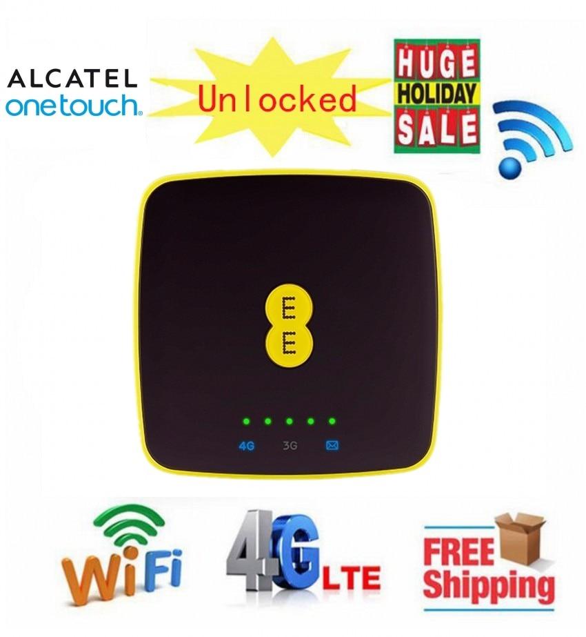 Alcatel-مودم محمول ، نقطة اتصال 4G ، متوافق مع LTE FDD B3 B7 B20 ، EE40