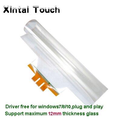 Xintai Touch-شاشة لمس سعوية تفاعلية ، 82 بوصة ، 16:9 ، نسبة 20 ، متعددة اللمس ، التوصيل والتشغيل