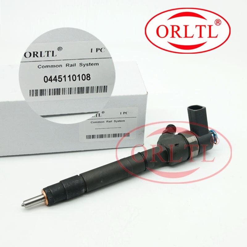 ORLTL 0445110108 injecteur buse assemblée 0 445 110 108 Injection de carburant buse Jets 0445 110 108 pour Mercedes Benz A6110701687