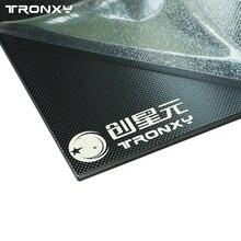 Tronxy 3d 프린터 부품 유리 플레이트 220*220/330*330mm 열 침대 격자 유리 Hotbed 빌드 플레이트 3d 인쇄