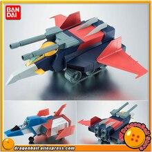 "Japan Anime ""Mobile Suit Gundam"" Original BANDAI Tamashii Nations Robot Spirits No.213 Action Figure - G Fighter ver. A.N.I.M.E."