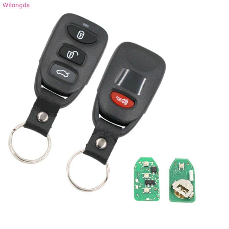Wilongda universal 4 botão remoto chave keydiy B09-3 + 1 para kd300 urg200 kd900 programador para hyundai estilo chave