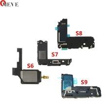 Haut-parleur Flex pour Samsung Galaxy S6 S7 edge S8 S9 plus NOTE 8 9 G920F G925F G930F haut-parleur sonnerie câble flexible