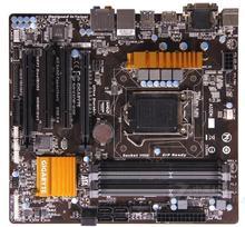 لجيجابايت GA-Z97M-D3H الأصلية المستخدمة اللوحة Z97M-D3H Z97 المقبس lga 1150 ddr3 usb3.0 SATA3.0