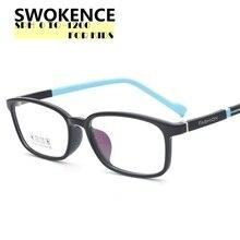 SPH -0.5 to -12 Prescription Myopia Glasses For Kids Girls Boys High Grade TR90 Frame Children's Sho