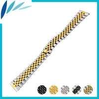 stainless steel watch band 20mm 22mm for motorola moto 360 2 42mm 46mm men 2015 quick release strap wrist loop belt bracelet