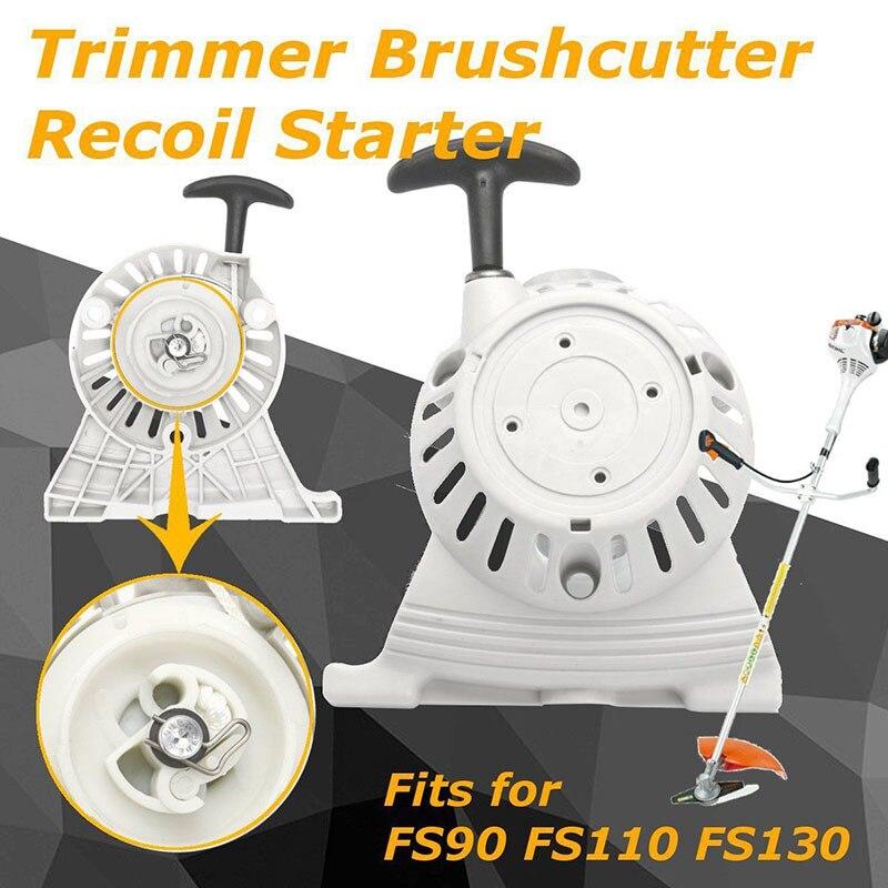 Autoavvolgente Assy Misura Per Stihl FS90 110 130 KM90 Stringa Trimmer Decespugliatore
