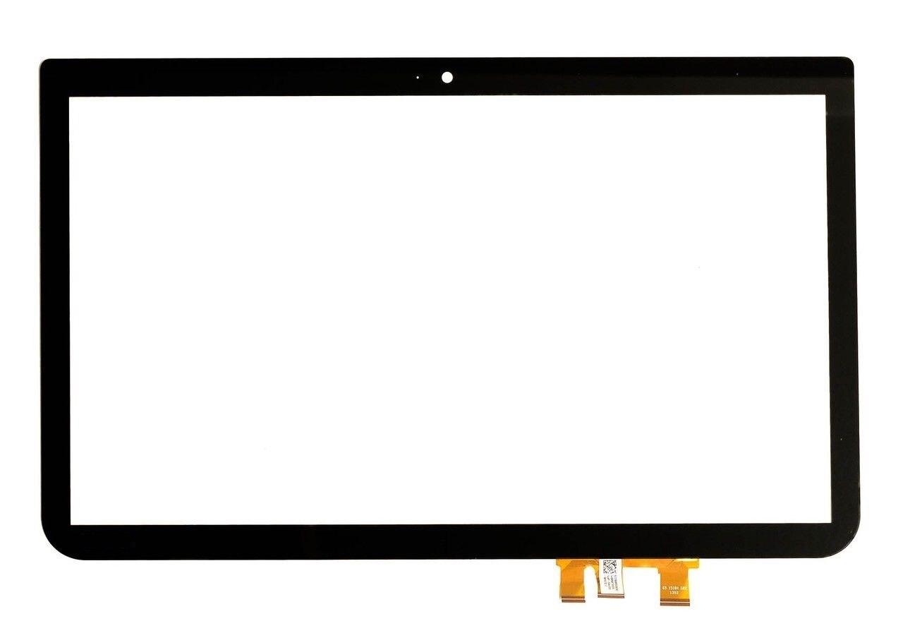 """Oem para toshiba satellite s50t S55T-A 15.6 """"tela de toque do portátil vidro + digitador"""