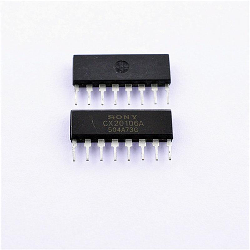 ZIP-8 CX20106A Ultra-sônica Receptor IC SY Circuito Integrado IC