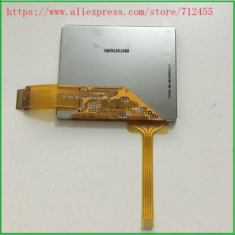 2,5 pulgadas LTV250QV-F0B LTV250QV pantalla LCD para Cowon D2 D2 + MP4 panel de pantalla LCD