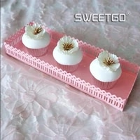 european iron pink cake plate cup pink tray cake display plate wedding dessert table decoration cosmetic storage ft002a