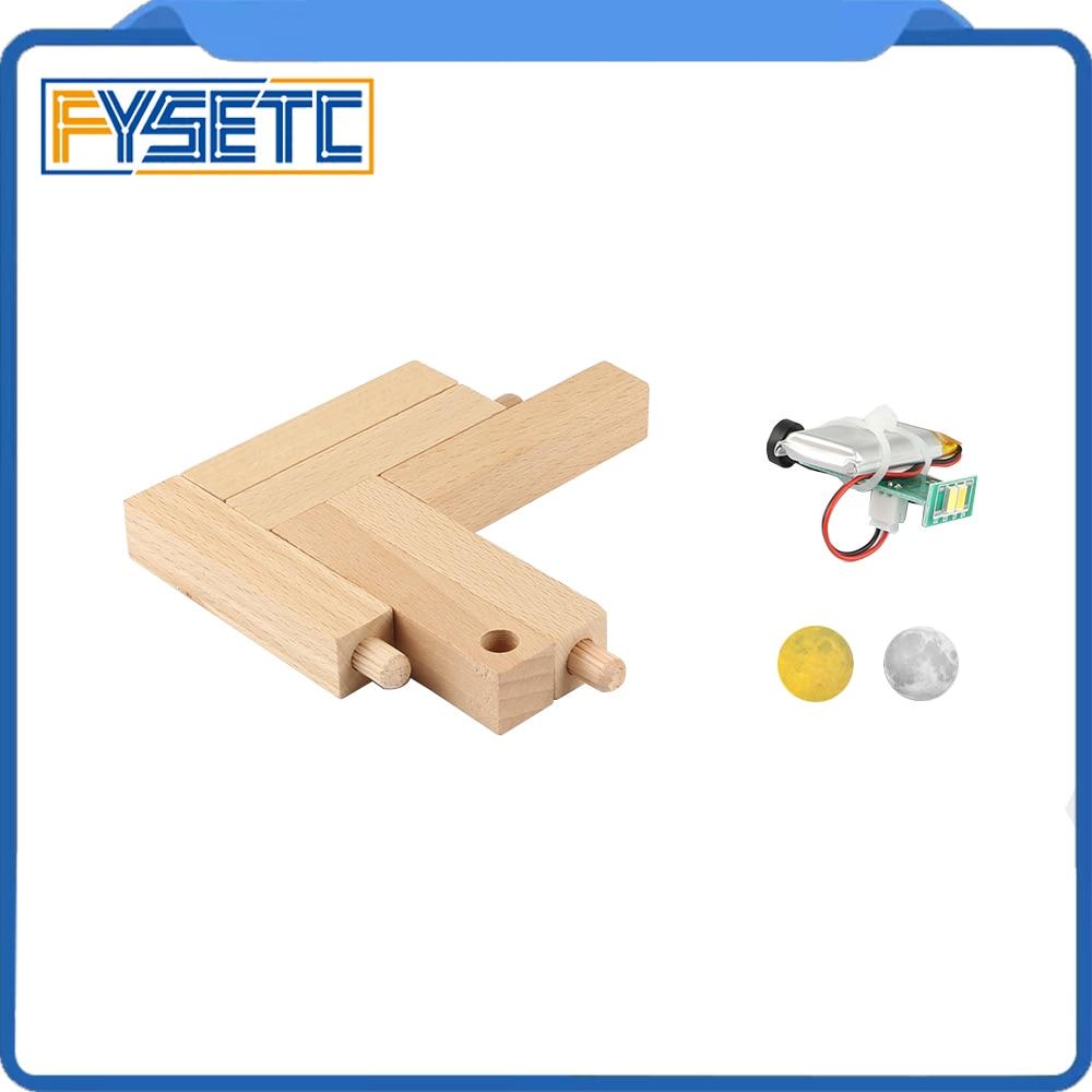 Piezas de impresora 3D, placa de lámpara de impresión 3D, placa de luz, circuito de luz nocturna de Control, fuente de luz LED, carga USB con batería