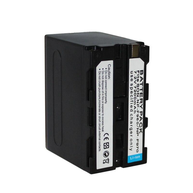 Фотовспышка для видеокамеры Sony F960 F970