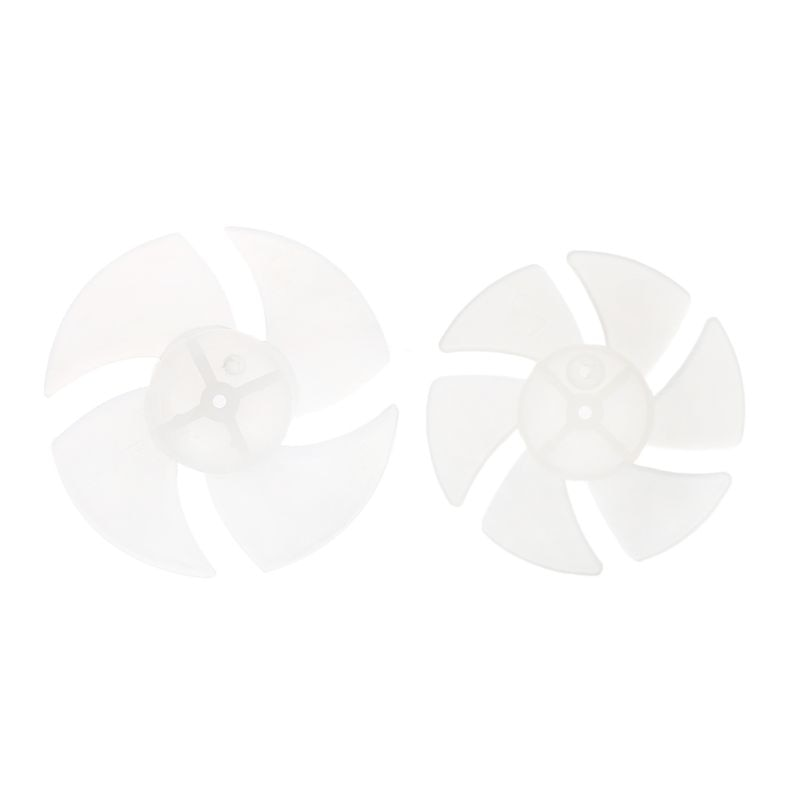 Durable Kleine Power Mini Kunststoff Fan Klinge 4/6 Blätter Ersatz Für Haar Trockner Motor Körperpflege Appliance Zubehör Teile