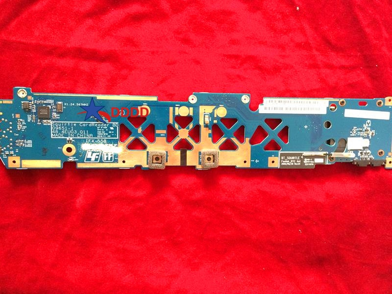 Original FA1769301A 48.4EU03.011 para SONY VAIO VPCY11S1E IFX-558 MBX-258 USB BOARD totalmente testado
