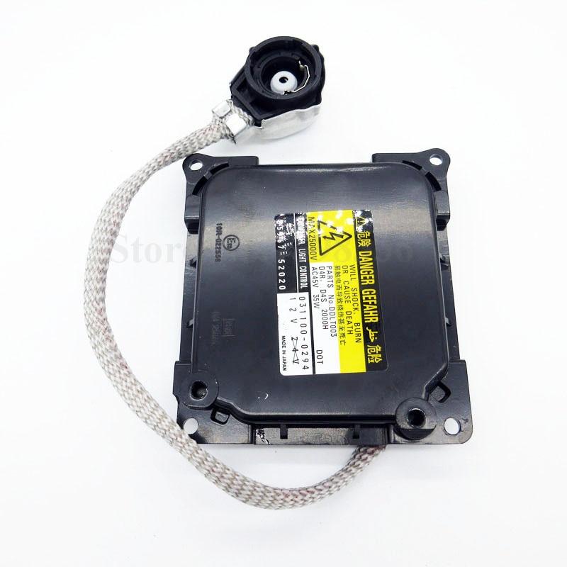 Модуль балластного управления DDLT003 KDLT003 85967-52020 85967-53040 85967-51050 D4R D4S Xenon HID для Toyota Lexus