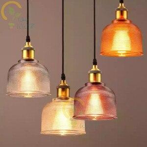 Fashion Space Glass Ball Pendant Lamp Creative Restaurant Foyer Hanging Light Modern Decorative Pendant Lights for Shopping Mall