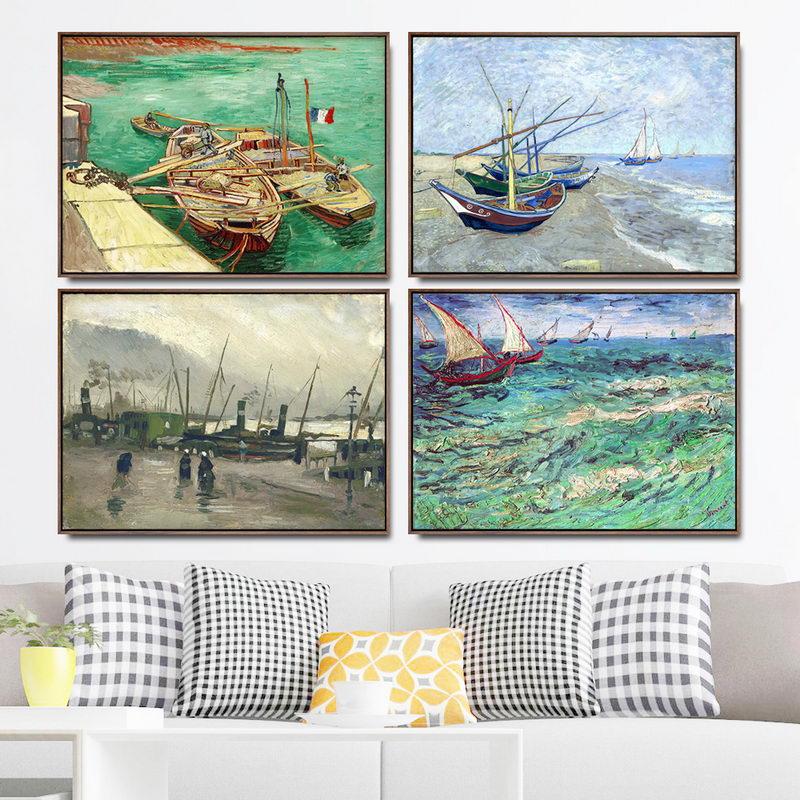 Cuadros artísticos de pared para decoración del hogar, póster para el salón,...