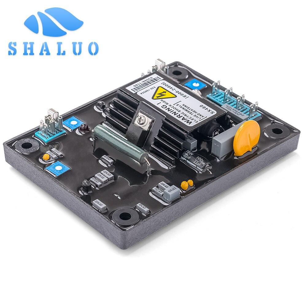 Sx460 AVR مولد الديزل مثبت الفولطية/ الجهد الكهربائي الأتوماتيكي الجهد الكهربائي المنظم لمولد المولد فرش