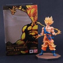 Tamashii Nations Bandai Figuarts zéro Dragon Ball Z Heros fils Gokou fils Goku bataille Super Saiyan PVC Figurine