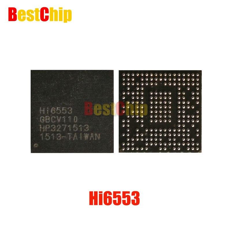 3 unids/lote HI6553 para Huawei P8 control de potencia CI