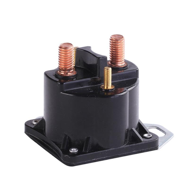 Interruptor de relé para automóvil WUPP, solenoide 1 Uds. Merkur 1985-1989 1977-1991 para Motor de arranque Ford Mercury 19A23
