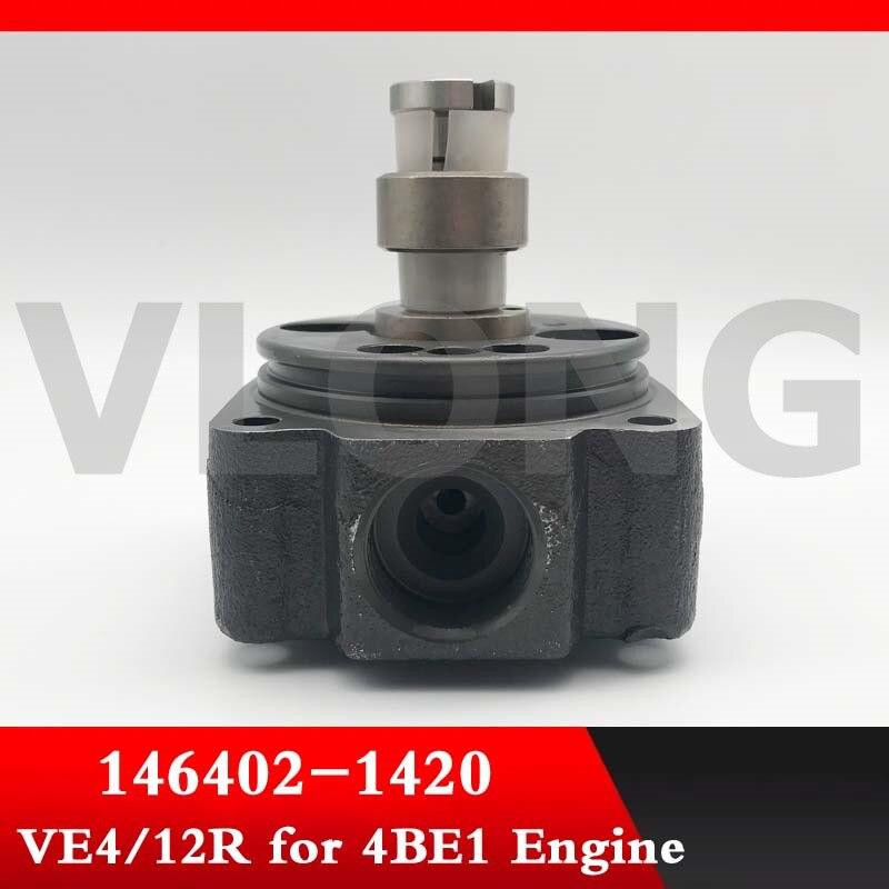 Cabeça diesel ve4/12r do rotor 146402-1420 da cabeça da bomba para o motor 4be1 4/12r
