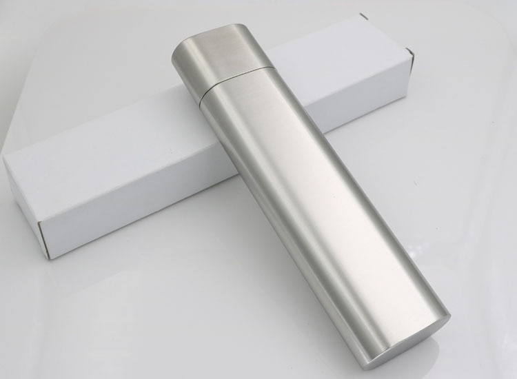 10pcs stainless steel  2 Cigar Tubes Travel Carry Case tobacco cigarette storage Holder cigar smoking pipe carrying box gadgets enlarge