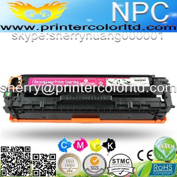 Para impresora láser HP CE320A CE321A CE322A CE323A, cartucho de tóner para HP Color LaserJet CP1525n/CP1525nw/Pro CM1415/CM1415fn