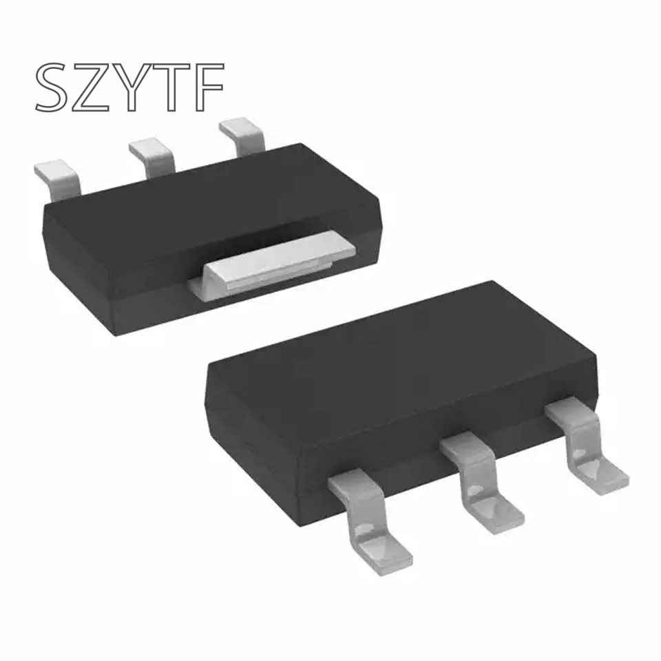 New AMS1117 regulator AMS1117-5.0 chip SOT223 regulator IC manifold