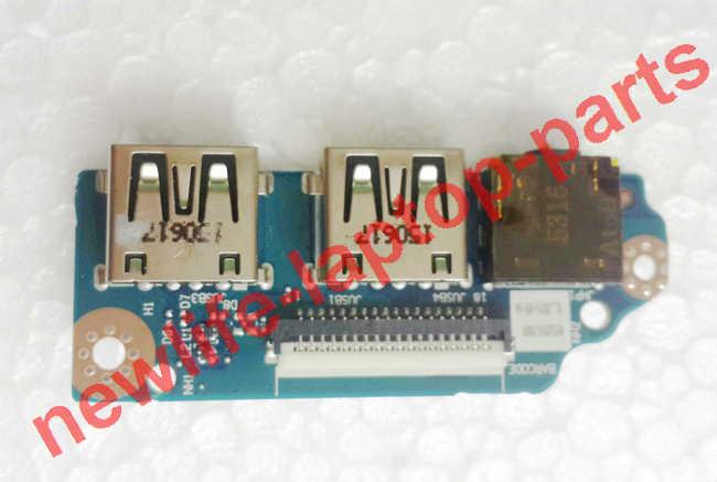 Оригинал 300-15IBR 300-14 USB аудио Плата BMWQ1 BMWQ2 NS-A484 тест хорошая Бесплатная доставка