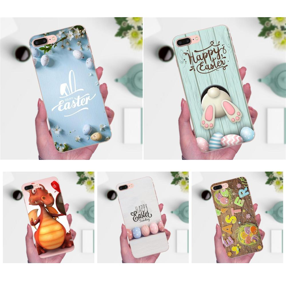 Huevo cáscara de huevo de Pascua caja trasera del teléfono para LG Nexus 5 5X G2 G3 mini espíritu G4 G5 G6 K4 K7 K8 K10 2017 V10 V20 V30 Stylus