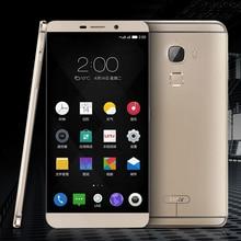 "Oryginalny LeEco Letv Le Max X900 6.33 ""octa core 4G LTE telefon komórkowy 4GB RAM 64G ROM Snapdragon 810 Android 5.0 linii papilarnych NFC"