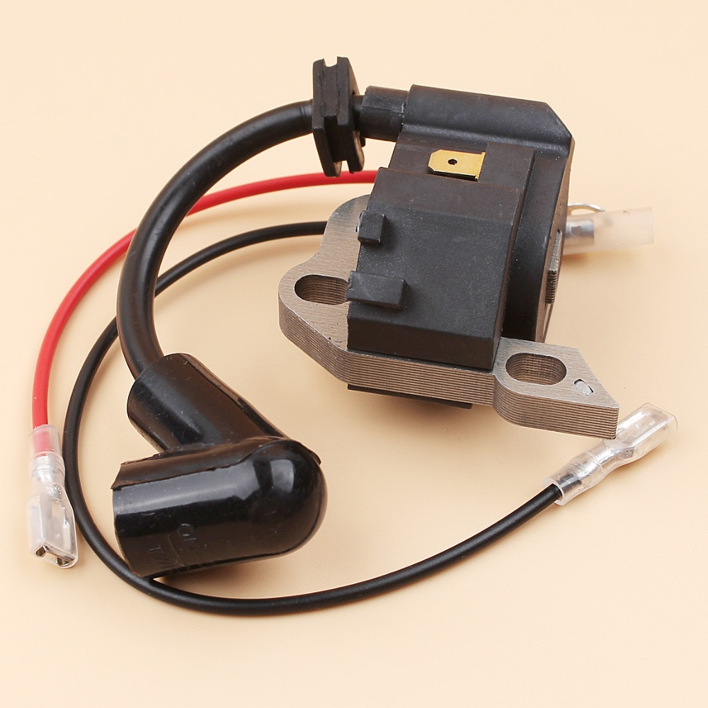 ignition coil fits st br500 br550 br600 backpack leaf blower free shipping magneto module stator parts p n 4282 400 1305 Ignition Coil Module Magneto For Stihl MS180 MS170 MS 180 170 018 017 11304001302 Chainsaw Parts