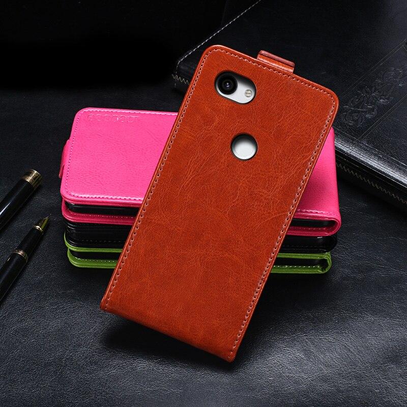 De Google para Google Pixel 3A caso cubierta de lujo Funda de cuero para Google Pixel 3A XL protectora de la contraportada de la caja del teléfono