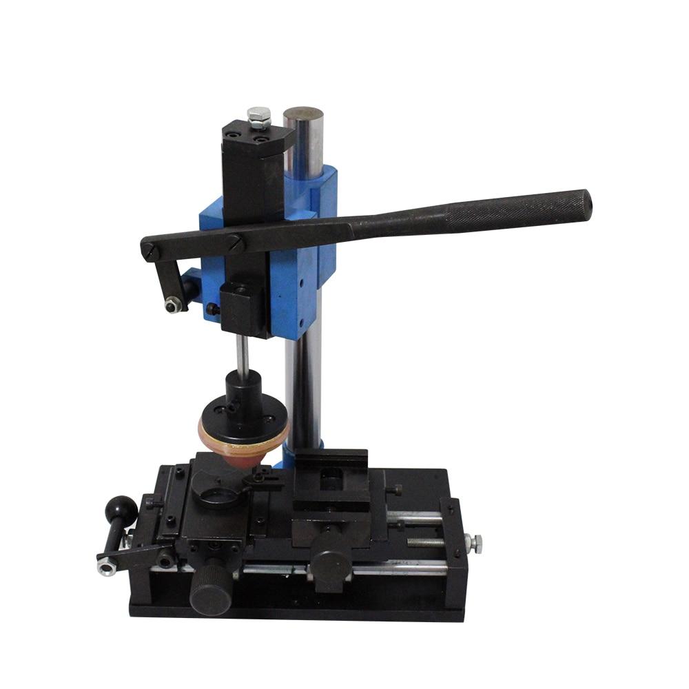 ماكينة طباعة لوحة طلب الساعة اليدوية/طابعة لوحة طلب يدوية