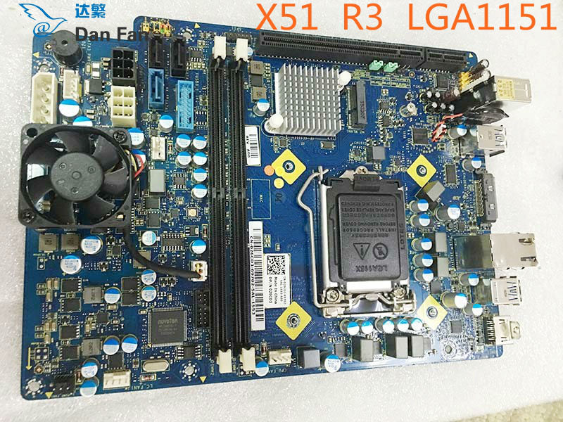 CN-026CD3 para dell x51 r3 placa-mãe de mesa lga1151 z170 mainboard 100% testado totalmente trabalho