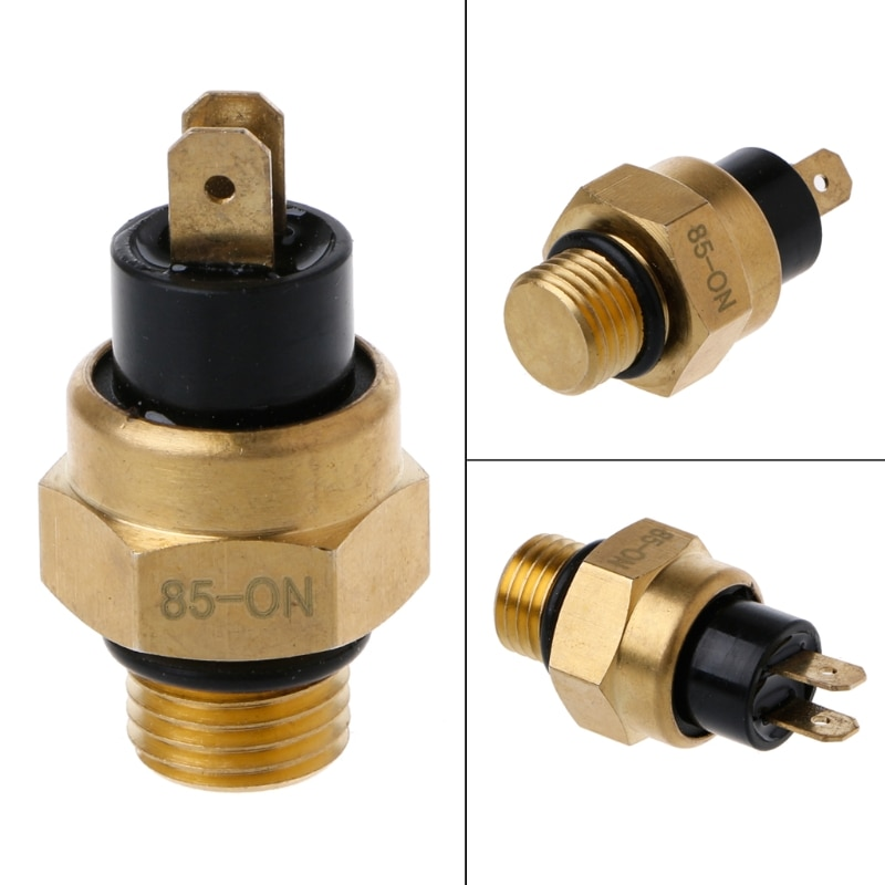 Temperature Radiator Fan For KTM Engine Parts Water Sensor 2/4 Stroke M14 X 1.5