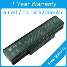 Nouveau 6 cellules batterie dordinateur portable pour COMPAL EL80 EL81 GL30 GL31 HEL80 HEL81 HGL30 HGL31 SQU-523 SQU-503 SQU-528 GC02000AV00 BATEL80L9
