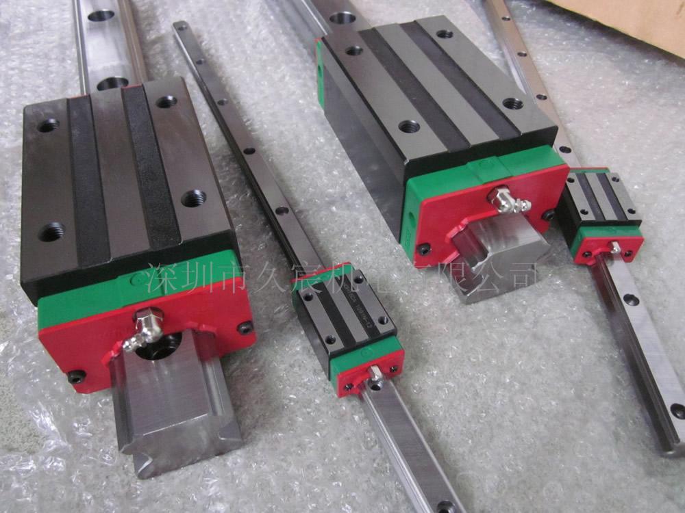 CNC HIWIN EGR15-1900MM السكك الحديدية دليل خطي من تايوان
