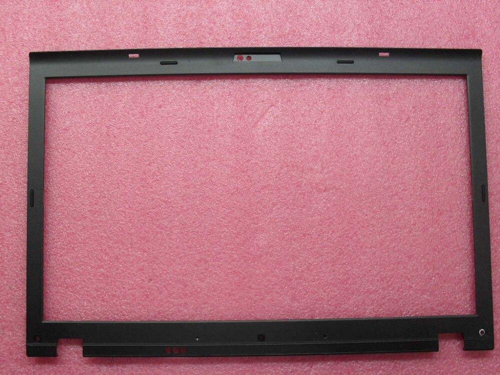 Nuevo Original para Lenovo Thinkpad T510 T510I W510 pantalla LCD marco frontal 60Y5482 75Y5428
