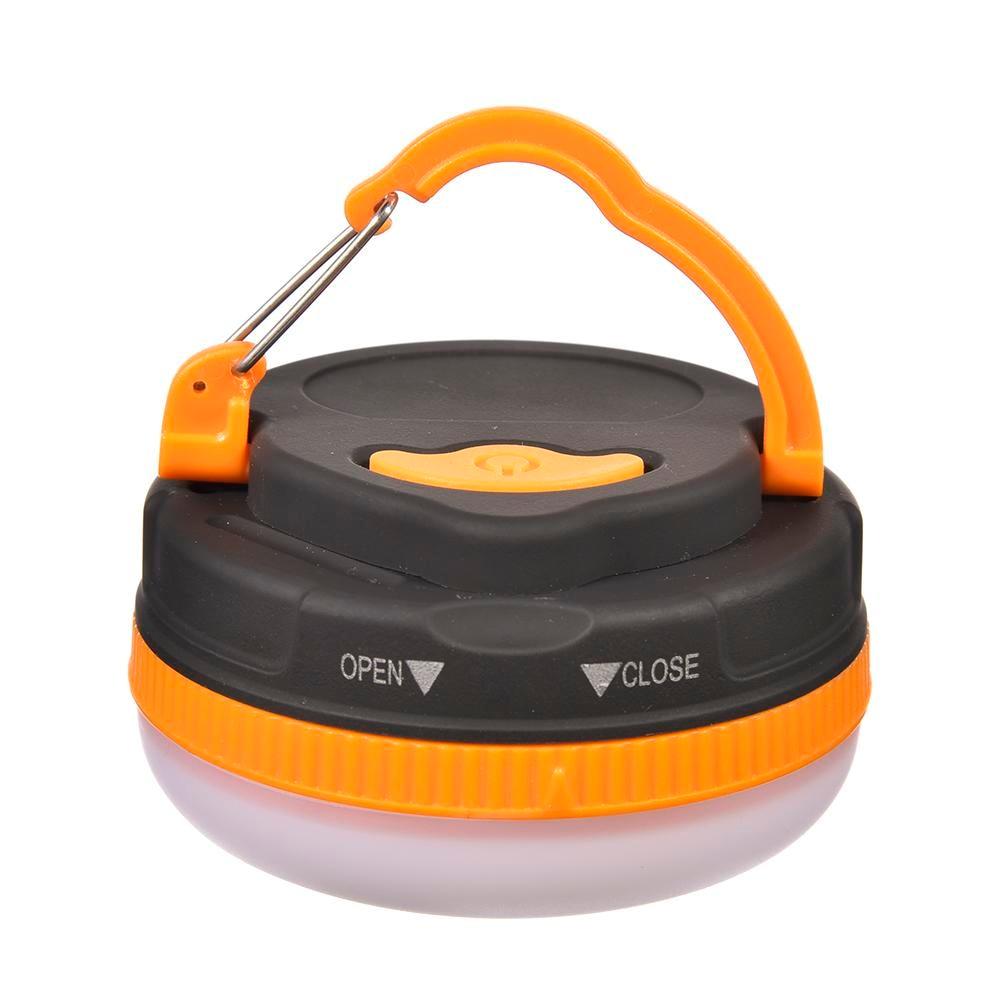 סופר בהיר עמיד למים נייד קמפינג פנס לילה אור 3w 5 מצבים LED קמפינג אור חיצוני חירום מנורת לבן חם
