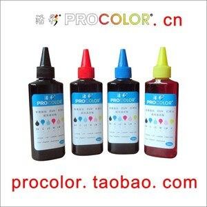 PROCOLOR CISS ink Refill kit Dye ink special for EPSON 200i 200XL WF-2520 WF2520 WF 2520 2530 2540 WF-2530 WF2530 WF-2540 WF2540